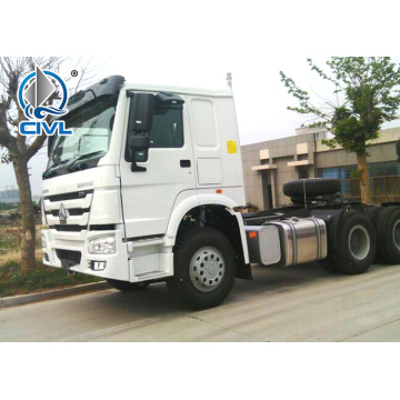 Two Axle 10 Speeds Prime Mover Truck