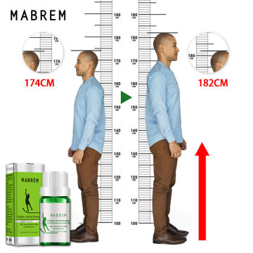 Herbal Height Increasing Conditioning Essential Oil Body Grow Taller Product Effective Promote Bone Growth Essential Oil TSLM2