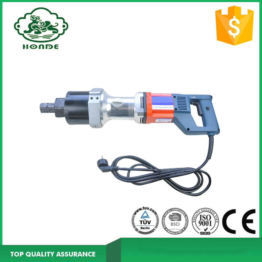 Earth Screw Anchor Driver