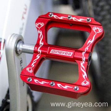 Fully CNC Machined Aluminum Bike Pedal Gineyea K-342
