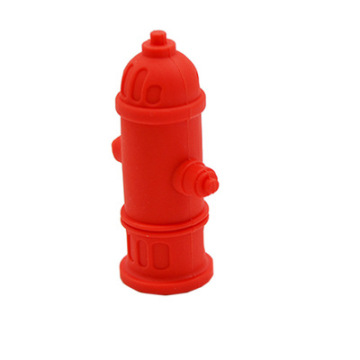 Customized Fire Hydrant USB Flash Drive