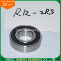 Stainless Steel Inch Bearing R12-2RS