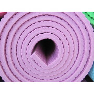 Yoga mat for sporting