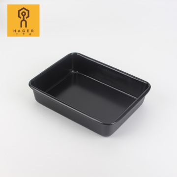 "16"" Non Stick Rectangular Cake Pans"