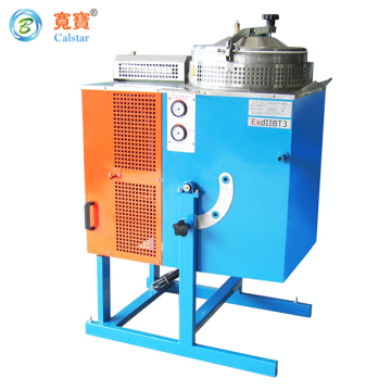 Dirty xylene solvent distillation machine insudtrial distiller in application of automobile washing