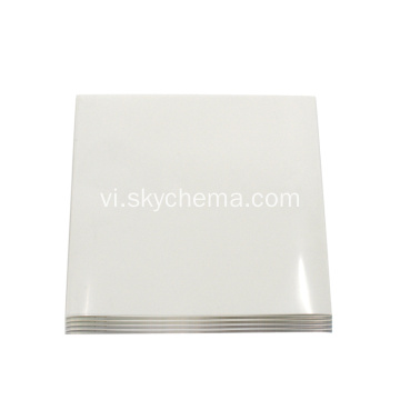 Inkjet White Opaque Film cho in ấn