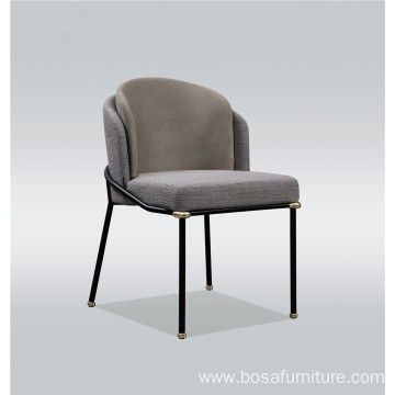 Italy designer dining chair