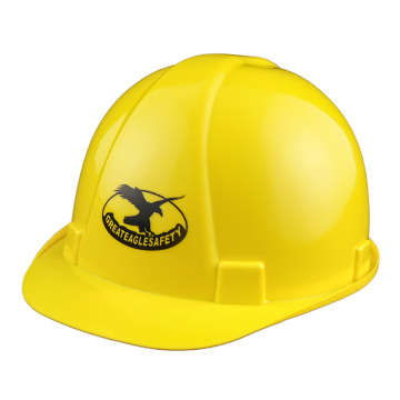 Economical PE Safety Helmet