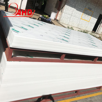 Chemical Environmental Grade Polypropylene Sheet Water Tank