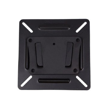 TV Mount Wall-mounted Stand Bracket Holder for 14-32 Inch LCD LED Monitor TV PC Flat Screen VESA 75/100 LCD LED TV Wall Mount