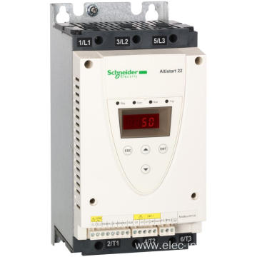 Schneider Electric ATS22D17Q Inverter