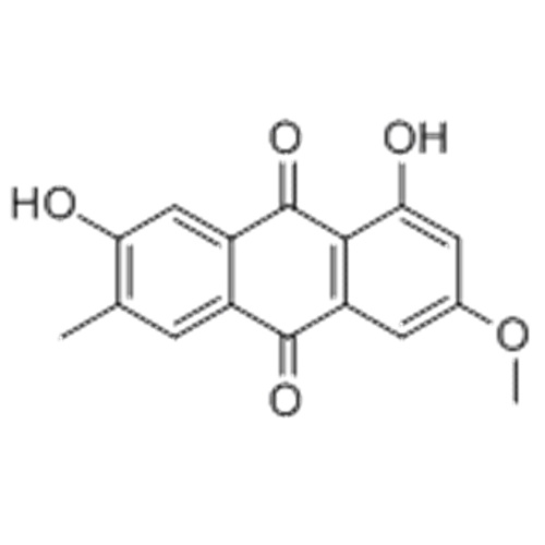 9,10-Anthracenedione,1,7-dihydroxy-3-methoxy-6-methyl- CAS 22225-67-8
