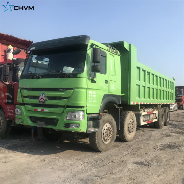 Used Cheap Price 6x4 Tipper Howo Dump Truck
