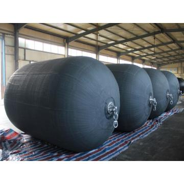 Sling Type Floating Pneumatic Rubber Marine Fender