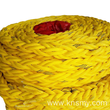 Polypropylene Braided 8 Stands Rope