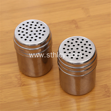 Stainless Steel Rotating Cruet