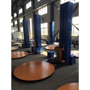 Multi-Functional Automatic Turntable Stretch Pallet Wrapper