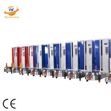 Wholesale price LP600F-L airport luggage wrapping machine