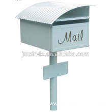 SZD SMB-044SS high quality powder coating mailbox with low price