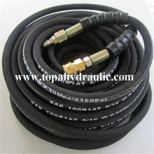 Hoses flexible water air hose sae hydraulic