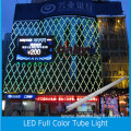 LED DMX equalizer tube outdoor building