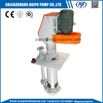 Vertical spindle slurry pump