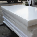 Promotional Plastic White and Black Acetal Sheet