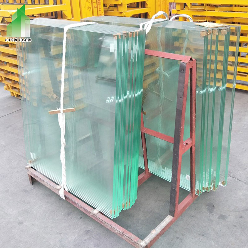 White Translucent Laminated Glass