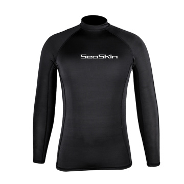 Seaskin Long Sleeve Surf Rash Suits For Mens