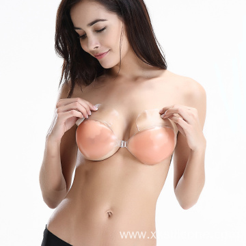 Silicone Bra Push Up Invisible Reusable Bra