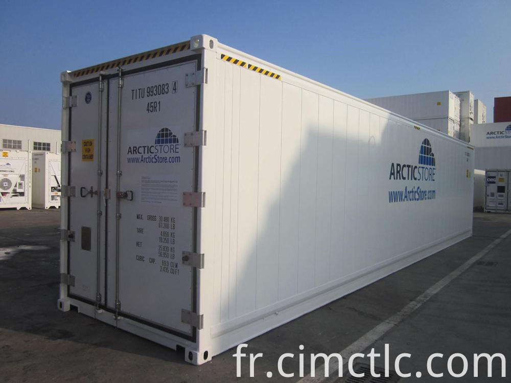 40' Cold Storage Container