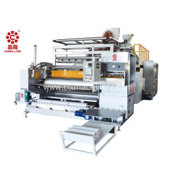 Coextrusion Wrapping Stretch Film Making Machine