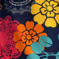 100% Polyester Disperse Printed Microfiber Fabric