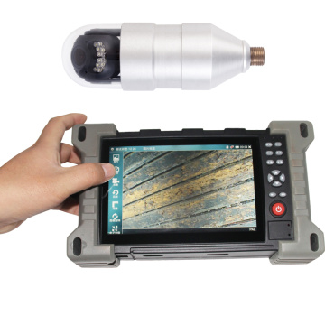 Editable Panoramic Inspection Camera System