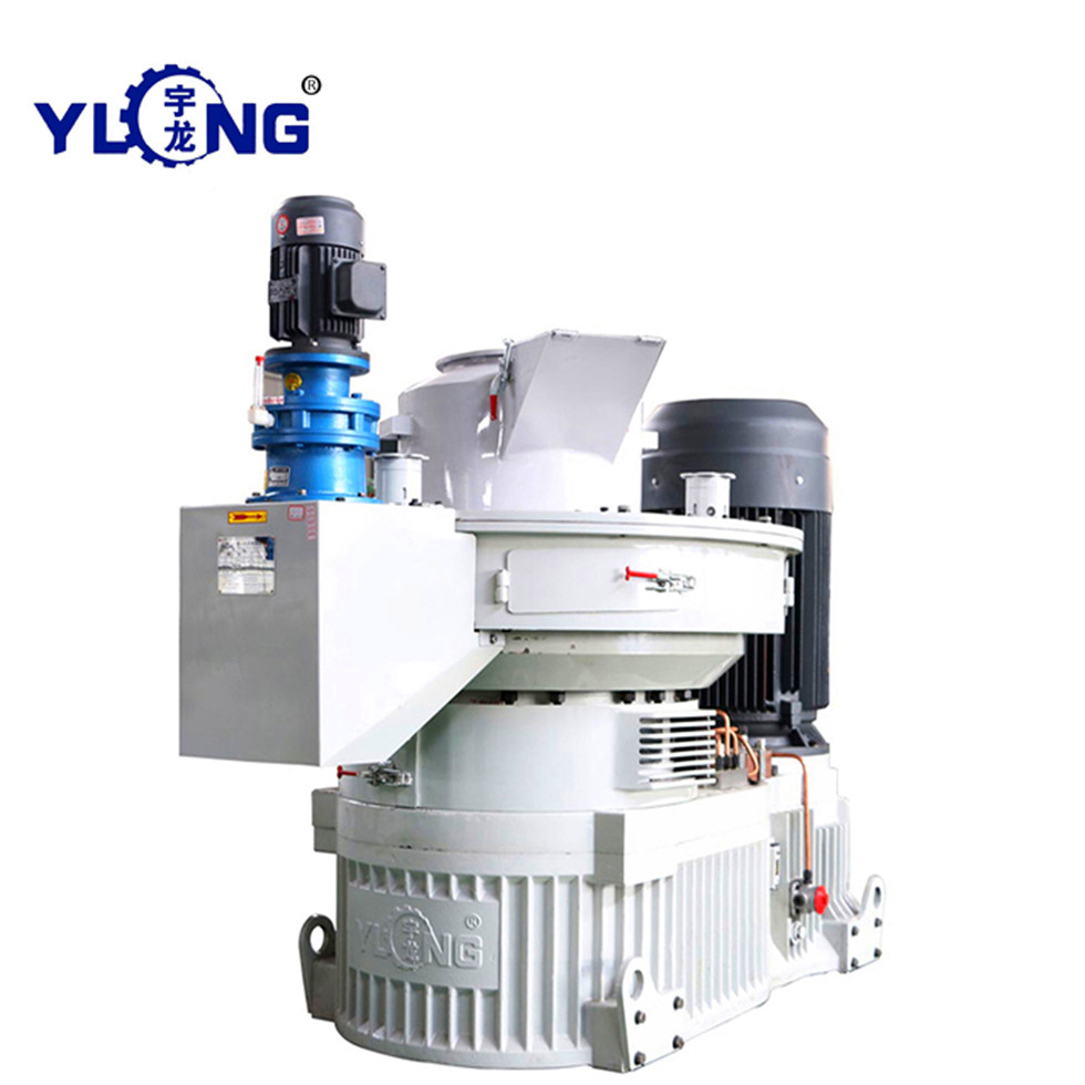 Hot Selling Wood Pellet Machine Making Biomass Pellet