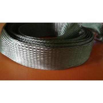 Stainless Steel Braided Sleeve Against Corrosion