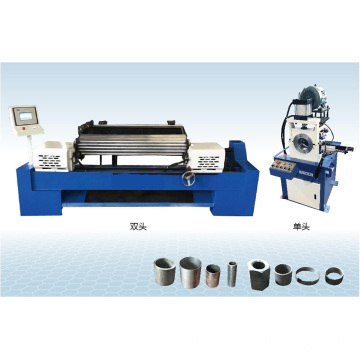 Fully Automatic Double-Head Chamfering Machine