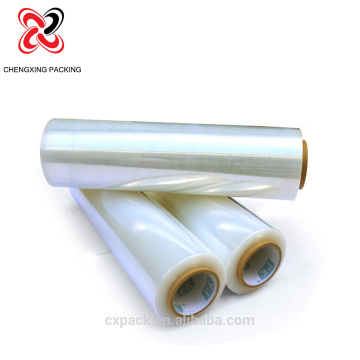 PE shrink wrap stretch film adhesive in roll