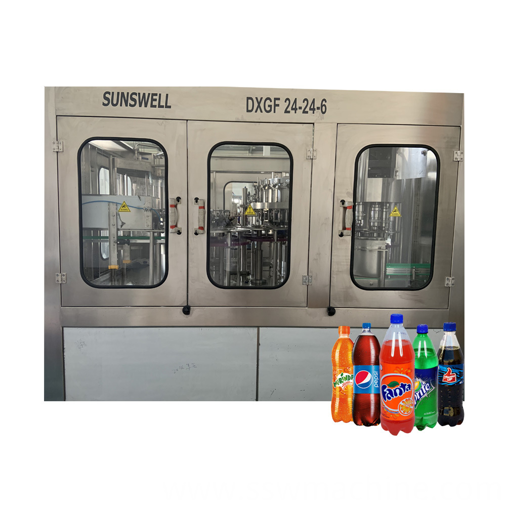 Carbonated Production Line