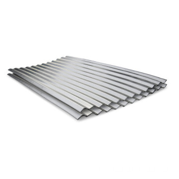1100  Aluminum Corrugated Sheet