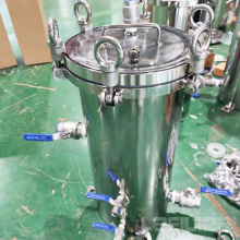Multi Bag Filter Housing with Stainless Steel Material
