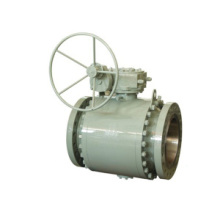 3 PC Forged Trunnion Ball Valve