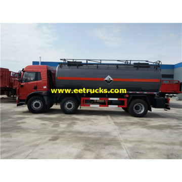 15m3 6x2 Corrosive Liquid Road Trucks