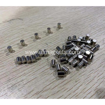 Small Neodymium Cylinder Magnets