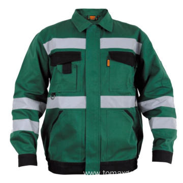 Reflective tapes Green Jacket