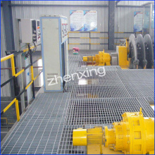 Welded Steel Grating For Industrial Operating Platform
