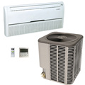 60Hz R410A Refrigerant Floor Ceiling Type Air Conditioner