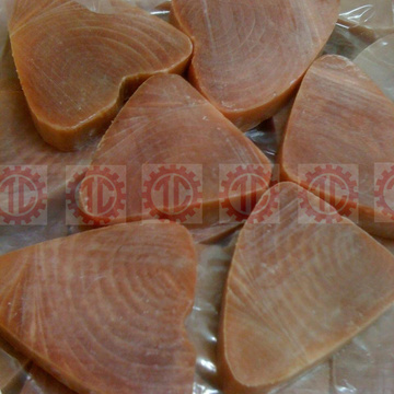 Yellowfin Frozen Tuna Steak With Low Sodium Low Salt
