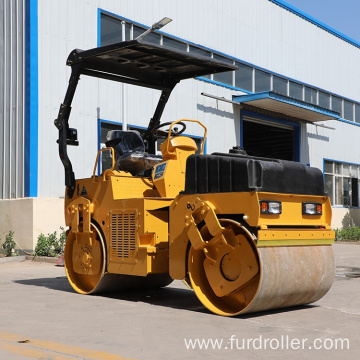 Construction Hydraulic 3 Ton Road Roller (FYL-203H)