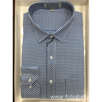 High quality Yarn Dyed Business Shirt